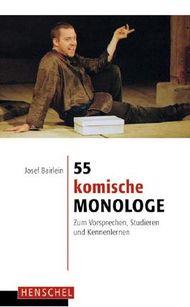 55 komische Monologe
