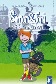 Simon und Toni – auf Tour in München