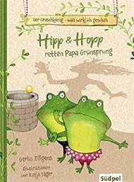 Hipp und Hopp retten  Papa Grünsprung
