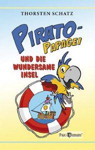 Pirato-Papagei und die wundersame Insel