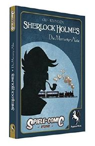 Spiele-Comic Krimi: Sherlock Holmes 02 - Der Moriarty-Fall (Hardcover)