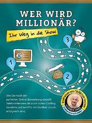 Wer wird Millionär? - Ihr Weg in die Show