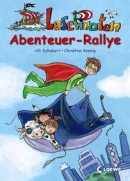 Lesepiraten Abenteuer-Rallye