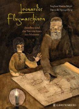 Cover des Buches Leonardos Flugmaschinen (ISBN:9783836956567)