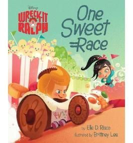 [ [ [ Wreck-It Ralph: One Sweet Race (Disney Wreck-It Ralph) [ WRECK-IT RALPH: ONE SWEET RACE (DISNEY WRECK-IT RALPH) ] By Risco, Elle D ( Author )Sep-18-2012 Hardcover