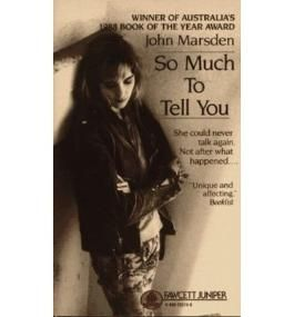 [( So Much to Tell You )] [by: John Marsden] [Mar-1995]