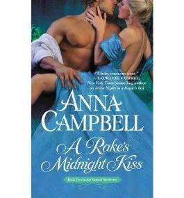 [(A Rake's Midnight Kiss * *)] [by: Anna Campbell]