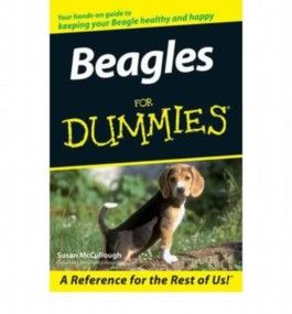 [ BEAGLES FOR DUMMIES BY MCCULLOUGH, SUSAN](AUTHOR)PAPERBACK