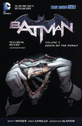 [ Batman 3: Death of the Family (Turtleback School & Library) Snyder, Scott ( Author ) ] { Hardcover } 2014