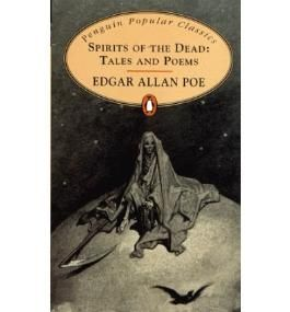 [ SPIRITS OF THE DEAD BY POE, EDGAR ALLAN](AUTHOR)PAPERBACK