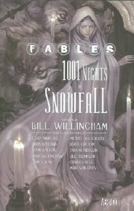 (1001 NIGHTS OF SNOWFALL ) By Willingham, Bill (Author) Hardcover Published on (10, 2006)