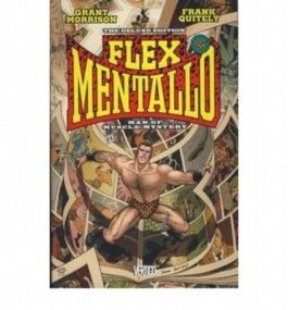 [FLEX MENTALLO] by (Author)Morrison, Grant on Mar-27-12