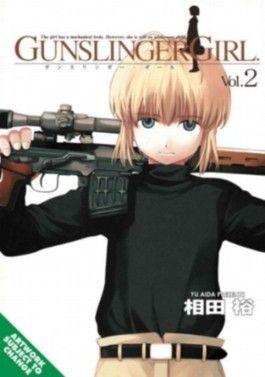(GUNSLINGER GIRL VOLUME 2 ) BY Aida, Yu (Author) Paperback Published on (03 , 2005)
