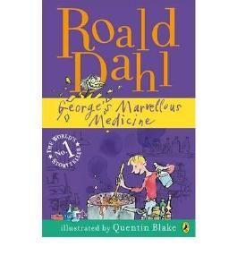 (George's Marvellous Medicine) By Roald Dahl (Author) Paperback on (Dec , 2008)