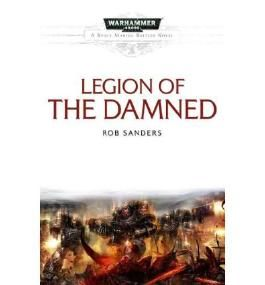 (LEGION OF THE DAMNED (ORIGINAL)) BY Sanders, Rob(Author)Paperback on (03 , 2012)