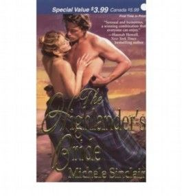 [The Highlander's Bride] [by: Michele Sinclair]