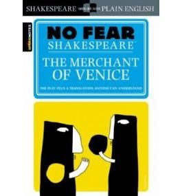 (The Merchant of Venice (No Fear Shakespeare) (Study Guide)) By Shakespeare, William (Author) Paperback on 03-Jul-2003