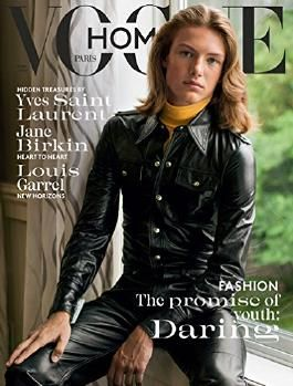 Vogue Hommes International Magazine (Fall/Winter 2017-2018)