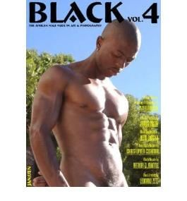 Black: v. 4: The African Male Nude in Art and Photography (The African Male Nude in Art and Photography) (Paperback) - Common