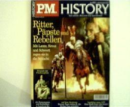 1 Zeitschrift -----P.M. HISTORY-----Das Grosse Magazin für Geschichte Ausgabe: Januar 2005,