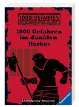 1000 Gefahren im dunklen Kerker
