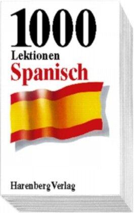 1000 Lektionen, Spanisch
