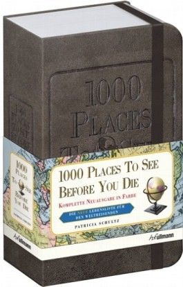 1000 Places to see before you die. GESCHENKAUSGABE (Buch + E-Book)