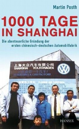 1000 Tage in Shanghai