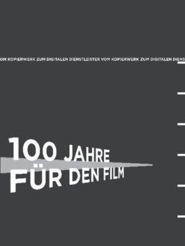 100 Jahre für den Film