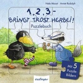 1,2,3 - bringt Trost herbei! Puzzlebuch