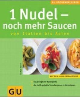 1 Nudel - noch mehr Saucen
