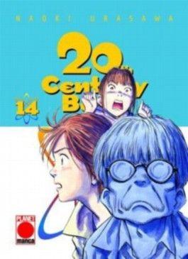 20th Century Boys. Bd.14