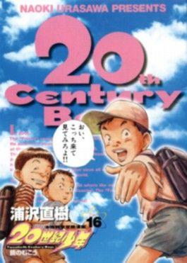 20th Century Boys. Bd.16