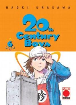 20th Century Boys. Bd.6
