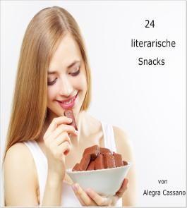 24 literarische Snacks