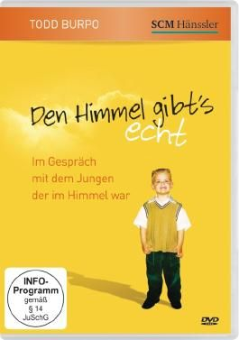 Den Himmel gibt's echt, 1 DVD