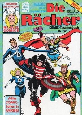 Die Rächer - Avengers - Taschenbuch # 32 (Die Rächer)