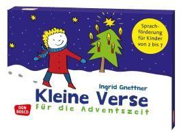 Kleine Verse für die Adventszeit
