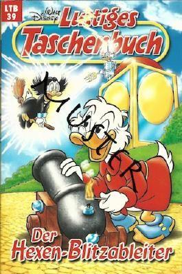 Walt Disneys Lustiges Taschenbuch LTB 39 Der Hexen - Blitzableiter