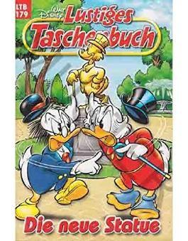 Walt Disney: LTB Lustiges Taschenbuch Band 179: Die neue Statue - Donald Duck und Micky Maus Comics für deine Sammlung