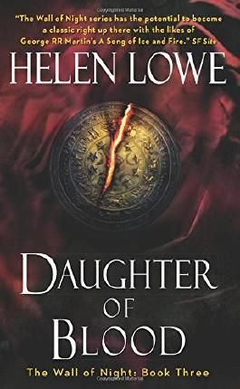 Daughter of Blood (Wall of Night)