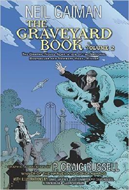 The Graveyard Book Graphic Novel - Volume 2