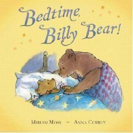 BEDTIME BILLY BEAR PB SPL