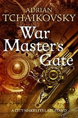 War Master's Gate: Book Nine in the Shadows of the Apt series