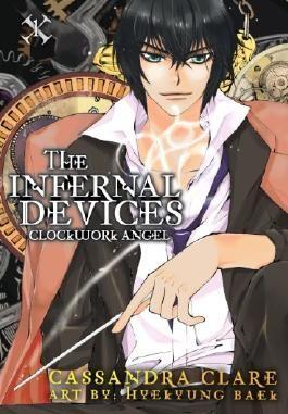 Clockwork Angel - Manga