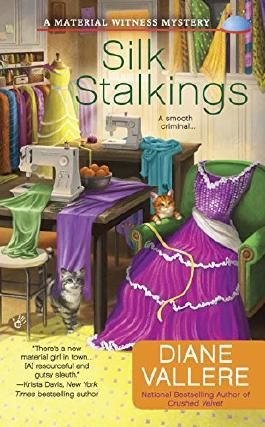 Silk Stalkings (Material Witness Mystery)