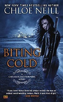 Biting Cold: A Chicagoland Vampires Novel