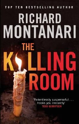 The Killing Room (Byrne & Balzano Book 6)