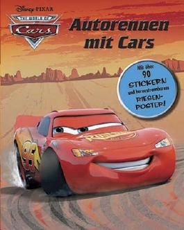 Disney: Posterbuch Cars