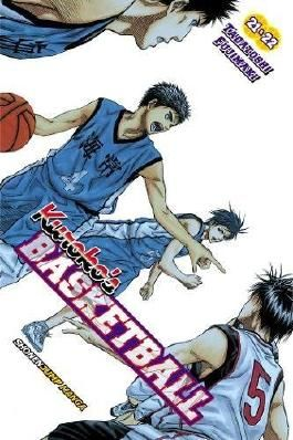 Kuroko's Basketball (2-in-1 Edition), Vol. 11: Includes vols. 21 & 22